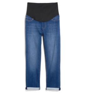 NWT Liverpool Denim maternity jeans